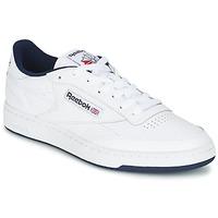 Skor Sneakers Reebok Classic CLUB C 85 Vit / Blå