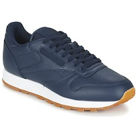 Skor Herr Sneakers Reebok Classic CL LEATHER PG Blå
