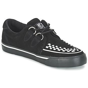Skor Sneakers TUK CREEPERS SNEAKERS Svart / Vit