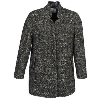 textil Dam Kappor Alba Moda XOLLO Grå / Melerad