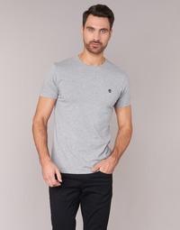 textil Herr T-shirts Timberland SS DUNSTAN RIVER CREW TEE Grå