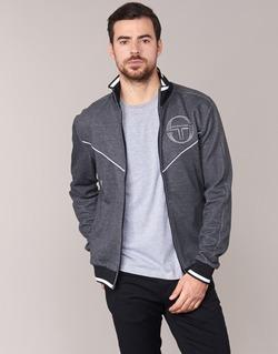 textil Herr Sweatjackets Sergio Tacchini DICK TRACKTOP Grå