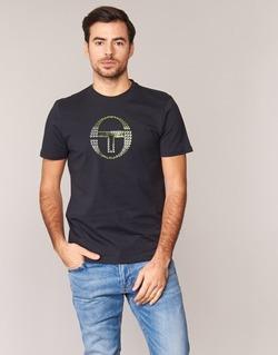 textil Herr T-shirts Sergio Tacchini DAVE TEE-SHIRT Svart