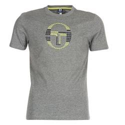 textil Herr T-shirts Sergio Tacchini DAVE TEE-SHIRT Grå