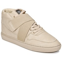 Skor Herr Höga sneakers Sixth June NATION STRAP Beige