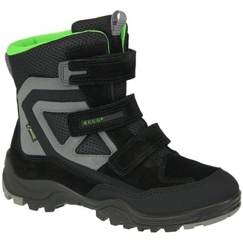 Skor Barn Vandringskängor Ecco Xpedition Kids 70464259657 Black