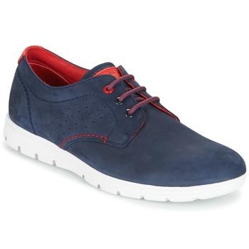 Skor Herr Sneakers Panama Jack DOMANI Marin / Röd