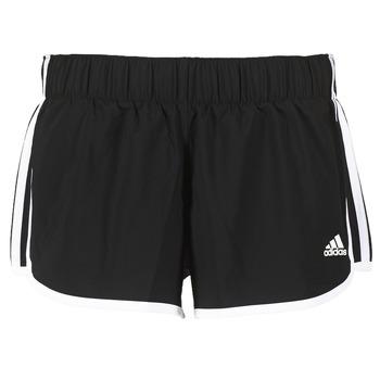 textil Dam Shorts / Bermudas adidas Performance M10 SHORT WOVEN Svart