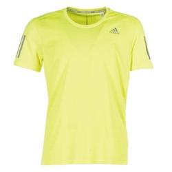 textil Herr T-shirts adidas Performance RS SS TEE M Gul