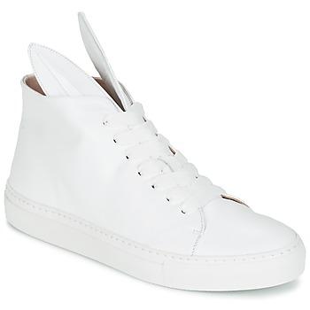 Skor Dam Höga sneakers Minna Parikka BUNNY SNEAKS Vit