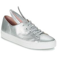 Skor Dam Sneakers Minna Parikka ALL EARS Silver