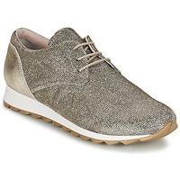 Skor Dam Sneakers Tosca Blu DERZE Silver / Guldfärgad