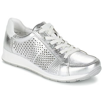 Skor Dam Sneakers Ara CHEVOK Silver