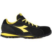 Skor Herr Sneakers Diadora UTILITY GLOVE II TEXTILE S1P Nero