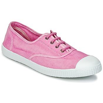Skor Dam Sneakers Chipie JOSEPH Rosa / Sandfärgad