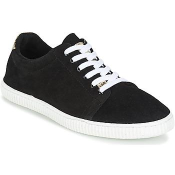 Skor Dam Sneakers Chipie JERBY Svart / Guldfärgad