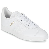 Skor Sneakers adidas Originals GAZELLE Vit