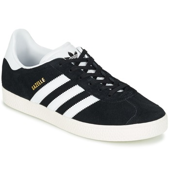 Skor Barn Sneakers adidas Originals GAZELLE J Svart