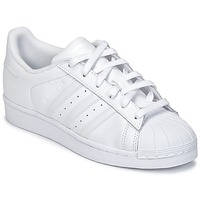 Skor Barn Sneakers adidas Originals SUPERSTAR Vit