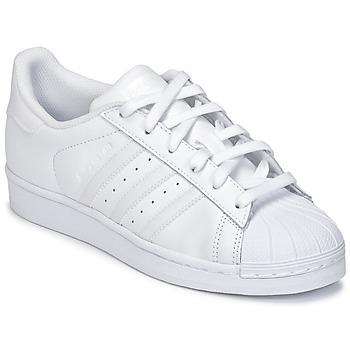 Skor Barn Sneakers adidas Originals SUPERSTAR Vit