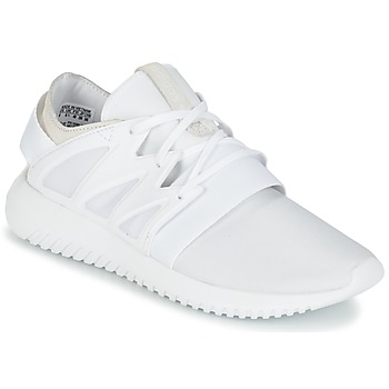 Skor Dam Höga sneakers adidas Originals TUBULAR VIRAL W Vit