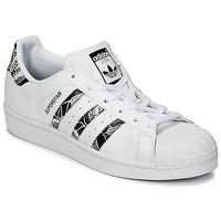 Skor Dam Sneakers adidas Originals SUPERSTAR W Vit