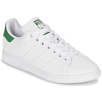 Skor Dam Sneakers adidas Originals STAN SMITH W Vit