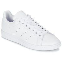 Skor Barn Sneakers adidas Originals STAN SMITH J Vit