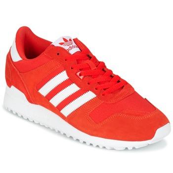 Skor Herr Sneakers adidas Originals ZX 700 Röd