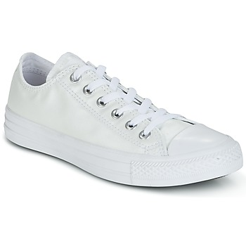 Skor Dam Sneakers Converse CHUCK TAYLOR ALL STAR SEASONAL METALLICS OX Vit / Metallfärg