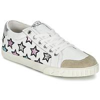 Skor Dam Sneakers Ash MAJESTIC Vit