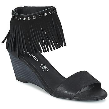 Skor Dam Sandaler LPB Shoes NADIA Svart