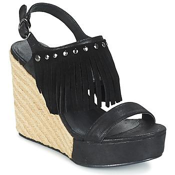 Skor Dam Sandaler LPB Shoes SABINE Svart