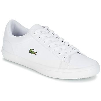 Skor Herr Sneakers Lacoste LEROND BL 2 Vit