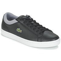 Skor Herr Sneakers Lacoste STRAIGHTSET SP 117 2 Svart