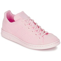 Skor Dam Sneakers adidas Originals STAN SMITH PK Rosa