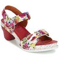Skor Dam Sandaler Art I  ENJOY Rosa