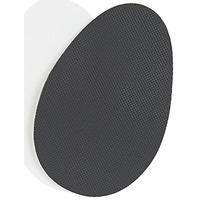 Accessoarer Skotillbehör Famaco Patins d'usure T2 noir Svart