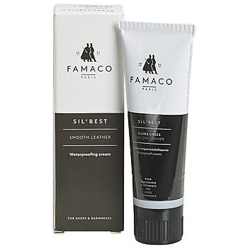 Accessoarer Skokräm Famaco Tube applicateur cirage blanc 75 ml Vit