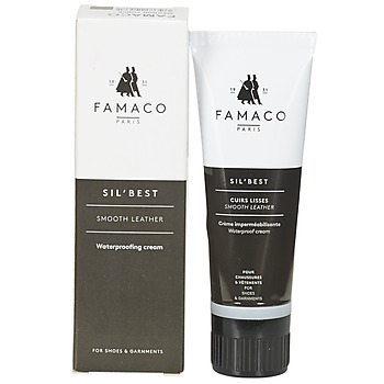 Accessoarer Skokräm Famaco Tube applicateur cirage marron foncé 75 ml Brun / Mörk