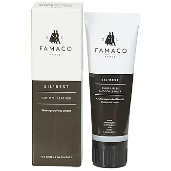 Accessoarer Skokräm Famaco Tube applicateur cirage noir 75 ml Svart