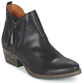 Skor Dam Boots Coqueterra LIZZY Svart