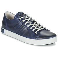 Skor Herr Sneakers Blackstone JM11 Marin