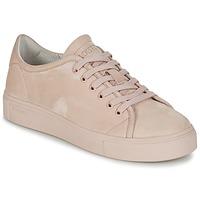 Skor Dam Sneakers Blackstone NL33 Rosa