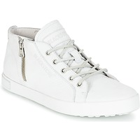 Skor Dam Höga sneakers Blackstone NL35 Vit