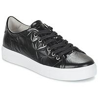 Skor Dam Sneakers Blackstone NL34 Svart