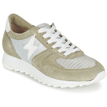 Skor Dam Sneakers Mjus HONEY Kaki