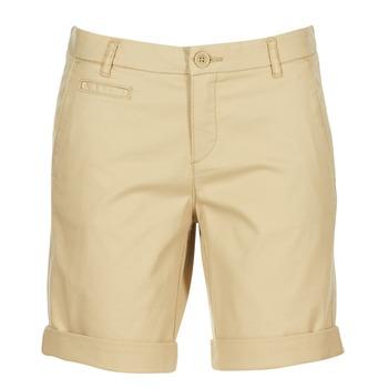 textil Dam Shorts / Bermudas Benetton JAVIN Beige