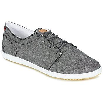 Skor Herr Sneakers Lafeyt DERBY CHAMBRAY Grå