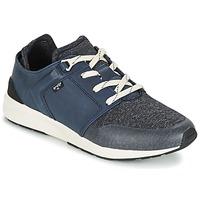 Skor Herr Sneakers Levi's BLACK TAB RUNNER Blå